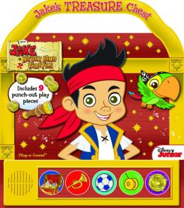Disney Jake and the Neverland Pirates: Jake's Treasure Chest: Play-a-Sound