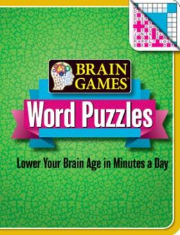 Brain Games Mini Word Puzzles