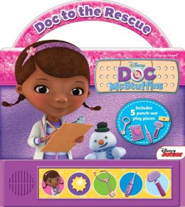 Disney Doc McStuffins: Doc to the Rescue: Play-a-Sound