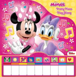 Minnie Mouse: Pretty Piano Play-Along: Piano Book