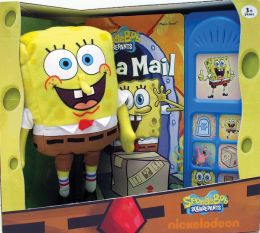Nickelodeon Sponge Bob Squarepants: Sea Mail: Sound Book and Cuddly Sponge Bob