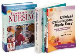 Taylor, Fundamentals of Nursing Text; & Clinical Nursing Skills Video Guide; Craig, Clinical Calculations Made Easy; & Karch, Focus on Nursing Pharmacology Package