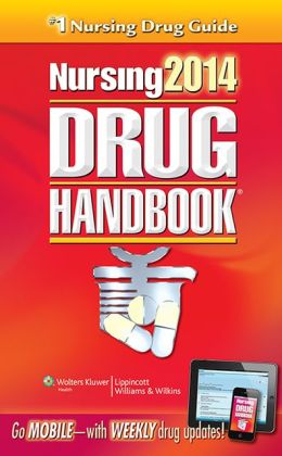 Nursing2014 Drug Handbook (Nursing Drug Handbook) by Lippincott Williams and  Wil