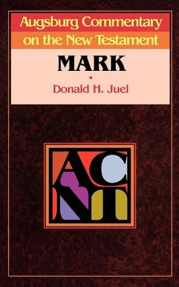 Augsburg Commentary On The New Testament Mark