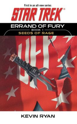 Errand of Fury Book One: Seeds of Rage