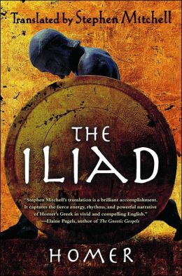 The Iliad: Translated by Stephen Mitchell (PagePerfect NOOK Book)