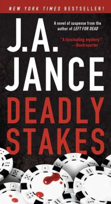 Deadly Stakes (Ali Reynolds Series #8)