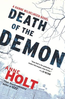 Death of the Demon (Hanne Wilhelmsen Series)
