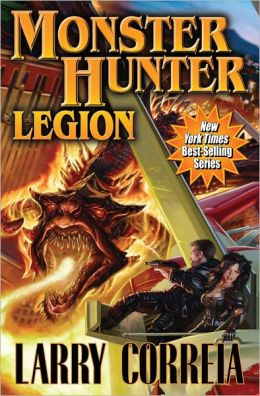 Monster Hunter Legion (Monster Hunter Series #4)