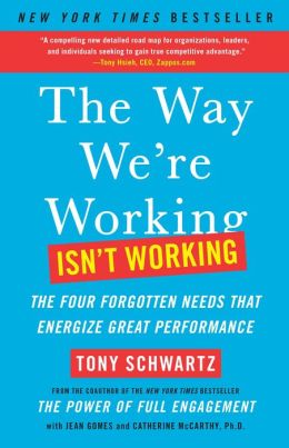 Be Excellent at Anything: The Four Keys To Transforming the Way We Work and