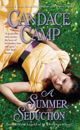 A Summer Seduction (Legend of St. Dwynwen Series #2)