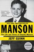 Book Cover Image. Title: Manson:  The Life and Times of Charles Manson, Author: Jeff Guinn