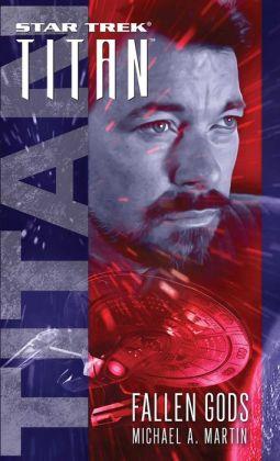 Star Trek: Titan: Fallen Gods