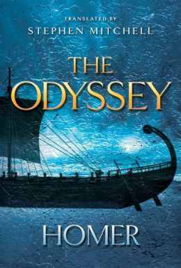The Odyssey: Translated by Stephen Mitchell