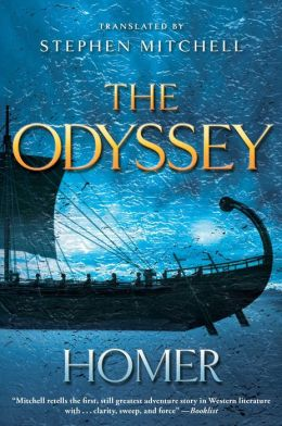 The Odyssey: Translated by Stephen Mitchell (PagePerfect NOOK Book)