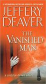 Book Cover Image. Title: The Vanished Man (Lincoln Rhyme Series #5), Author: Jeffery Deaver