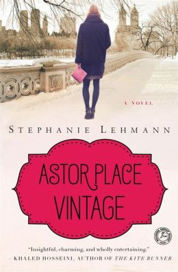 Astor Place Vintage: A Novel