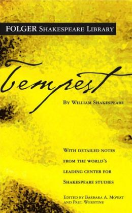The Tempest (Folger Shakespeare Library Series) (PagePerfect NOOK Book)