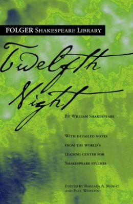 Twelfth Night (Folger Shakespeare Library Series) (PagePerfect NOOK Book)