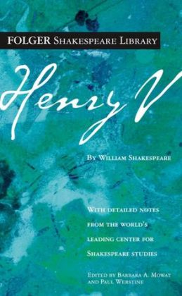 Henry V (Folger Shakespeare Library Series) (PagePerfect NOOK Book)