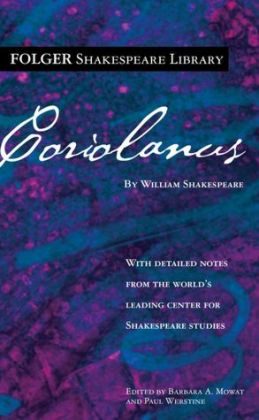 Coriolanus (Folger Shakespeare Library Series) (PagePerfect NOOK Book)