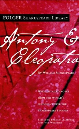 Antony and Cleopatra (Folger Shakespeare Library Series) (PagePerfect NOOK Book)