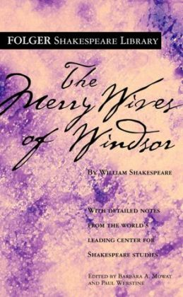 The Merry Wives of Windsor (Folger Shakespeare Library Series) (PagePerfect NOOK Book)
