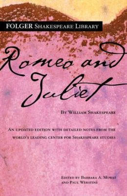 Romeo and Juliet (Folger Shakespeare Library Series) (PagePerfect NOOK Book)