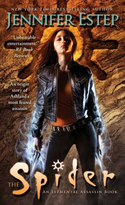 The Spider by Jennifer Estep