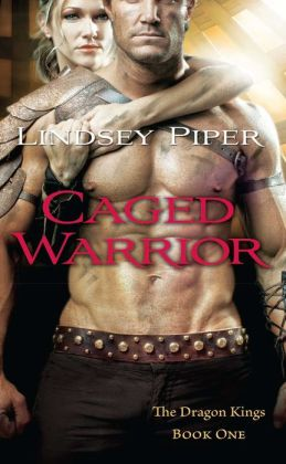 Caged Warrior (Dragon Kings Series #1)