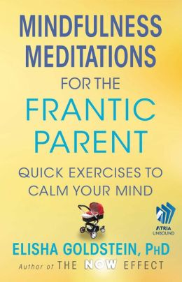 Mindfulness Meditations for the Frantic Parent (Enhanced Edition): The Now Effect