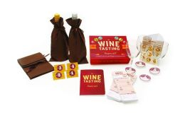 The Wine Tasting Party Kit 2012: Everything You Need to Host a Fun and Easy Wine Tasting Party at Home
