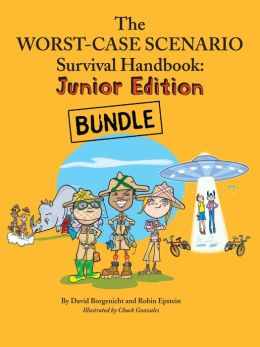 Worst Case Scenario Survival Junior Bundle (Books 1-3): WCS Survival Jr., WCS Extreme Jr., WCS Weird Jr.