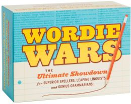 Wordie Wars: The Ultimate Showdown for Superior Spellers, Leaping Linguists, and Genuine Grammarians!