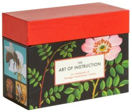 The Art of Instruction: Postcards: 100 Postcards of Vintage Educational Charts