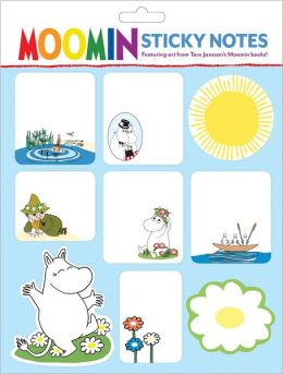 Moomin Sticky Notes