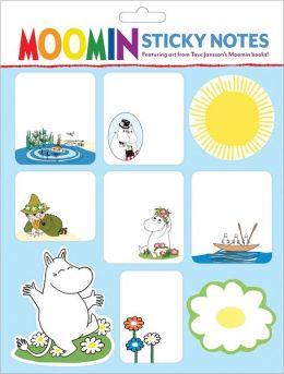 Moomin Sticky Notes