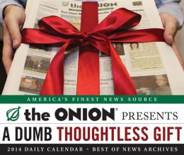The Onion Presents: 2014 Daily Calendar