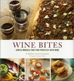 Wine Bites: Simple Morsels That Pair Perfectly with Wine (PagePerfect NOOK Book)