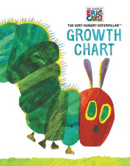 Eric Carle The Very Hungry Caterpillar Growth Chart