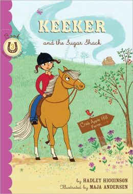 Keeker and the Sugar Shack (Sneaky Pony Series #3)