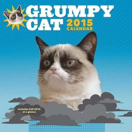 2015 Grumpy Cat Wall Calendar