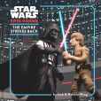 Book Cover Image. Title: Star Wars Epic Yarns:  The Empire Strikes Back, Author: Jack Wang