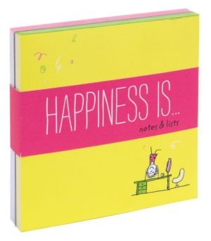 Happiness Is . . . Notes & Lists