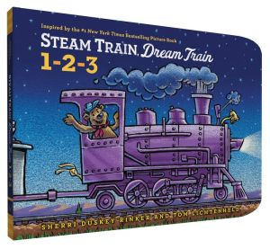 Steam Train, Dream Train Counting