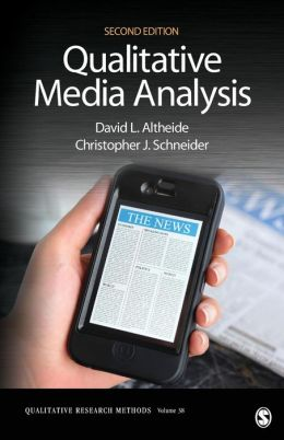 Qualitative Media Analysis