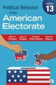 Book Cover Image. Title: Political Behavior of the American Electorate, Author: William H. Flanigan