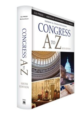 Congress A to Z 6th Ed