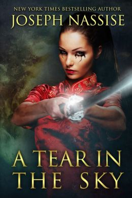 A Tear in the Sky: Templar Chronicles #3 (Urban Fantasy)
