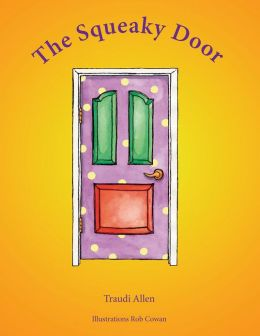 The Squeaky Door (PagePerfect NOOK Book)